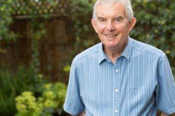Volunteer from Healthwatch Somerset