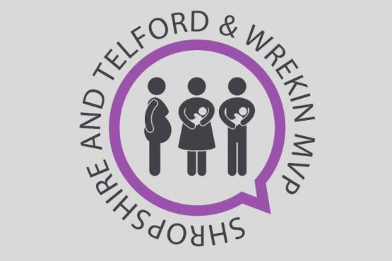 shropshire and telford MVP dark logo